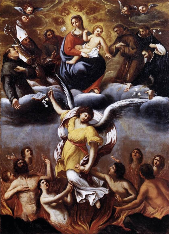 Pintura do Purgatório