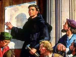 Martinho Lutero: Prostesto contra o Cristianismo Católico