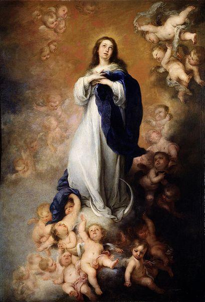 Conceição Imaculada de Murillo