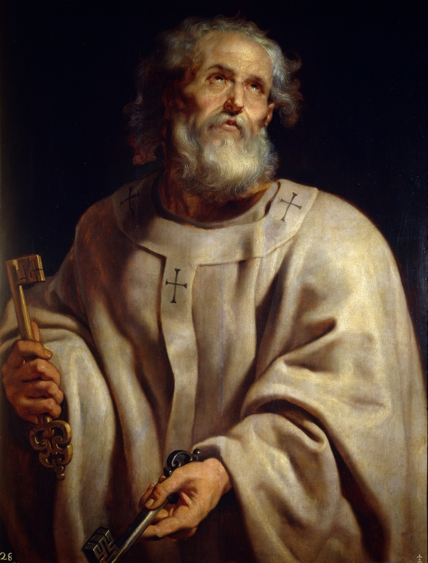 pope-peter_pprubens
